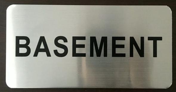 BASEMENT Dob SIGN
