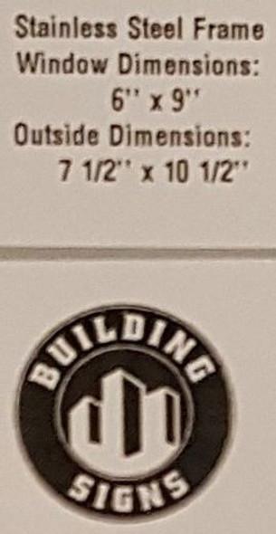 ELEVATOR FRAME for Building