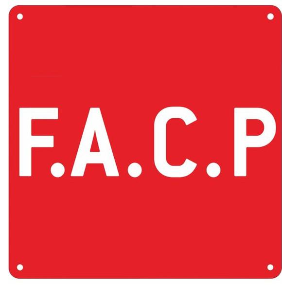 F.A.C.P. HPD SIGN