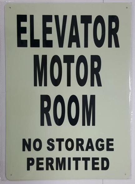ELEVATOR SIGN for Building