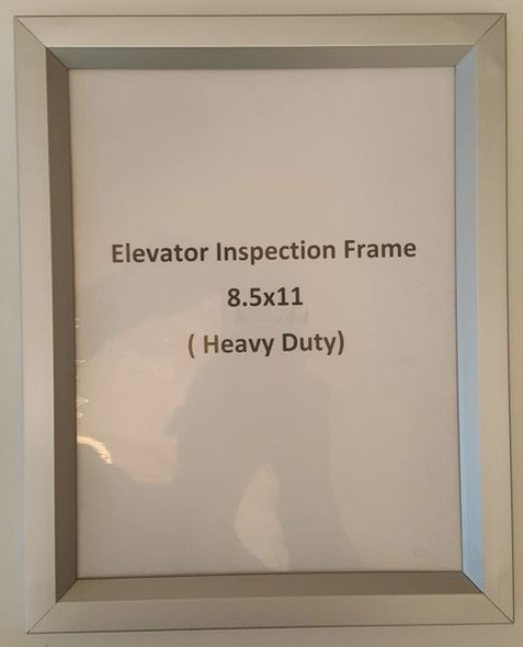 ELEVATOR INSPECTION FRAME (INSPECTION FRAMES)