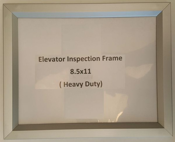 INSPECTION HPD FRAME