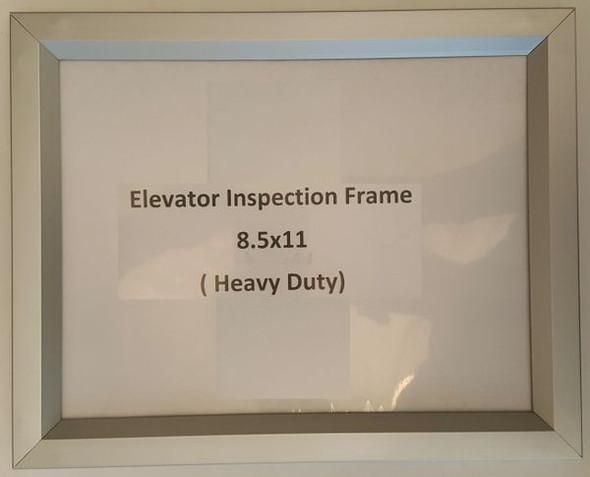 ELEVATOR INSPECTION FRAME (INSPECTION FRAMES)