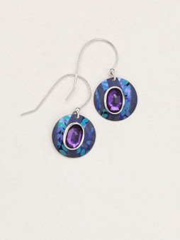 Holly Yashi Mistral Earring Blue