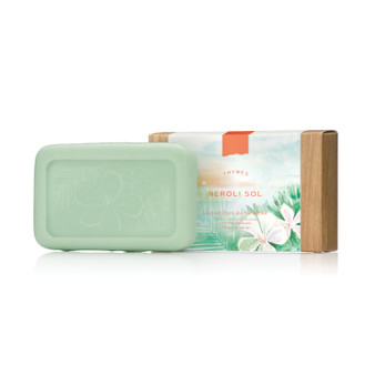 Neroli Sol bar soap by the Thymes