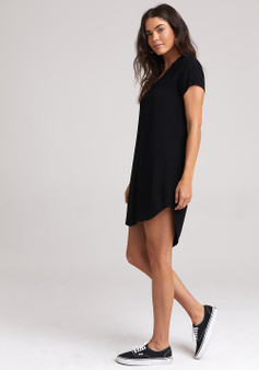 Bella Dahl short sleeve hilo dress