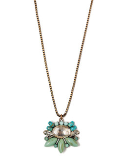 Sea of Gold Necklace