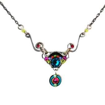 Delicate Mosaic Necklace