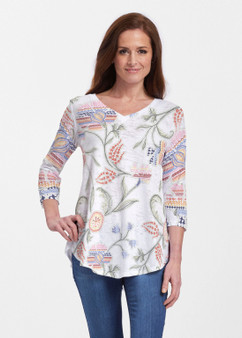 Patterns at Play Tunic