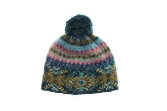 Cozy Ethnic Hat