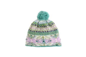 French Knot Cozy Ethnic hat