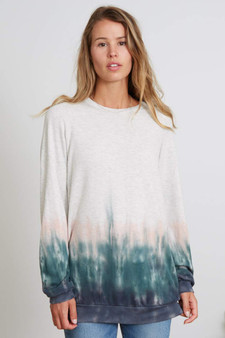 Dave Tie-dye sweatshirt from Good Hyouman