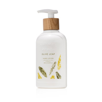 Olive Leaf hand lotion by the Thymes