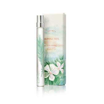 Neroli Sol cologne by the Thymes in a convenient spray pen size