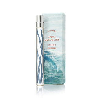 Aqua Coralline cologne by the Thymes.  Perfume.  Spray pen