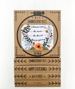 Embroidery Kit - Show Up