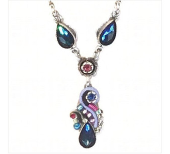 Lily Drop Necklace