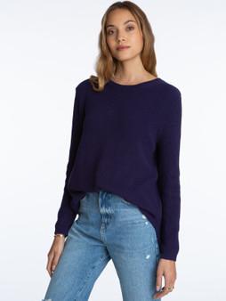 Emma Shaker Pullover - basic colors