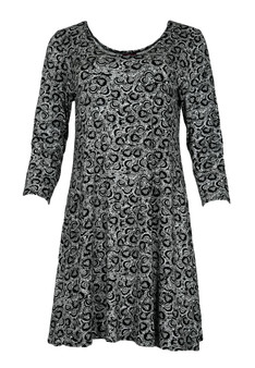 Lucy Dress Graphic Daisy