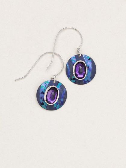 Holly Yashi Mistral Earring Blue