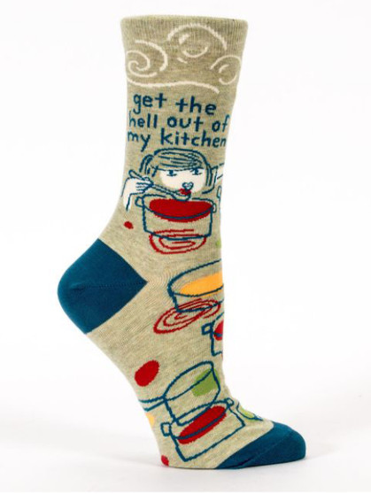 Socks - Get out of my kitchen