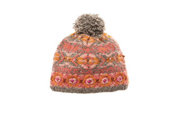 Colorful knit hats by French Knot