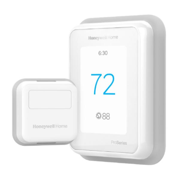 Honeywell THX321WFS2001W T10 Pro Smart Thermostat, One Wireless Sensor Included