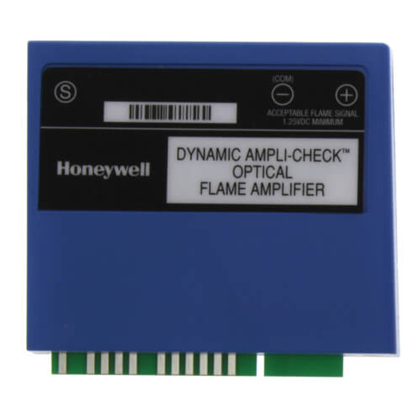 R7851B1000 Ampli Check Optical Flame Amplifier for 7800 Series, White (FFRT 2 or 3 sec)