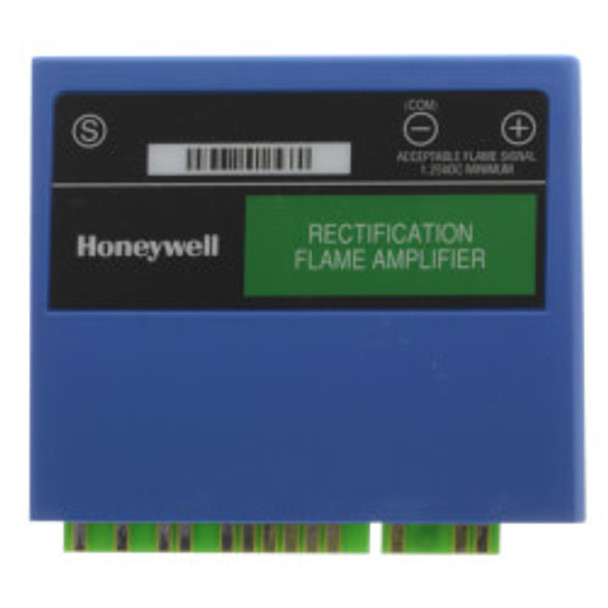 Honeywell-R7848A1008-Flame-Amplifier-Infrared-used-w-7800-Series-Relay-Modules-FFRT-2-0-sec-or-3-0-sec