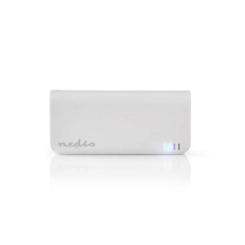 Power Bank | 4000 mAh | 1-USB-A output 1.0A | Micro USB input | White