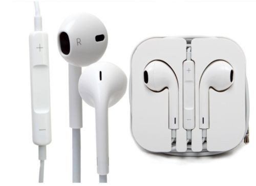 Genuine Apple iPhone iPod And iPaid Headphone Earphones Handsfree