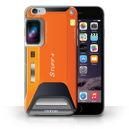 Protective Hard Back Case for iPhone 6+/Plus 5.5' / Camera Collection / Sports