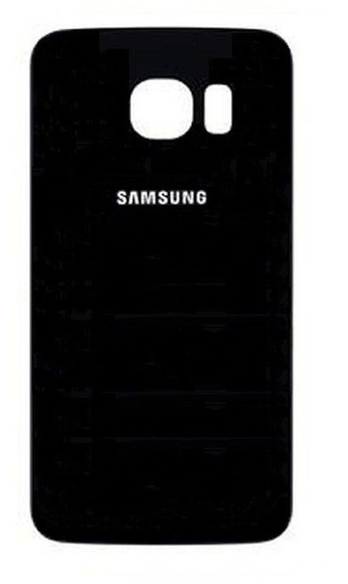 Replacement Black Pearl Back Battery Cover Glass For Samsung Galaxy S7