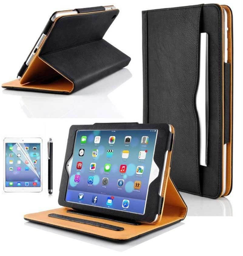 Apple iPads Air Magnetic Leather Wallet Case Cover