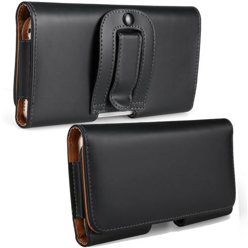 Samsung Galaxy Note 8 Belt Clip Hip PU Leather Pouch Case