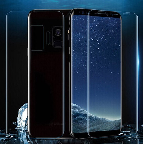 Samsung Galaxy Note 9 Soft Full Cover Front And Back TPU Screen Protector Film