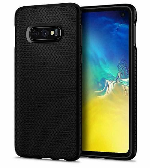 Samsung Galaxy S10e Spigen Liquid Air Matte Black  Case