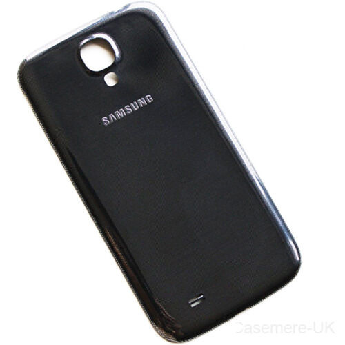 Samsung Galaxy S4 Replacement Housing Battery Back Cover - Black