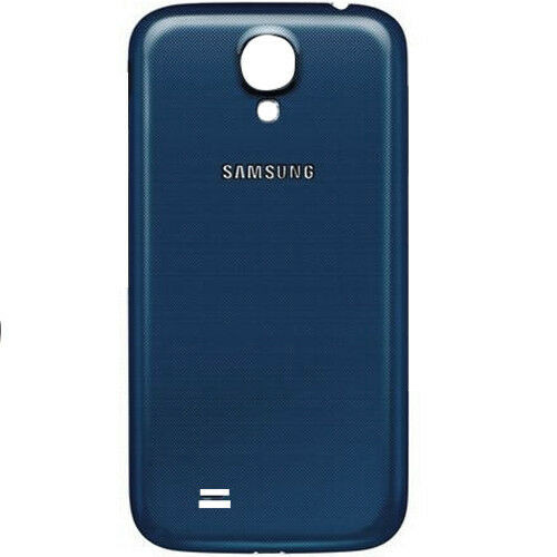 Samsung Galaxy S4 Replacement Housing Battery Back Cover - Blue