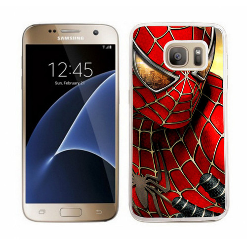 Samsung Galaxy S4 Spiderman case