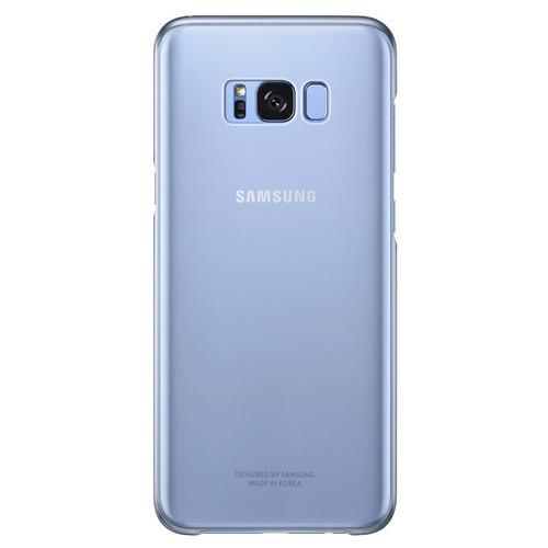 Samsung Galaxy S8 Plus Blue Clear Case