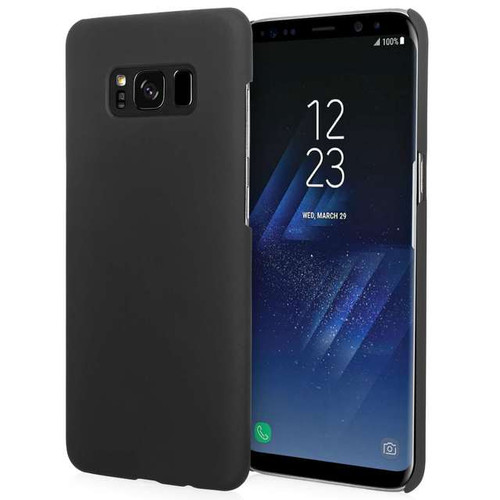Samsung Galaxy S8 Plus Hybrid Case - Black