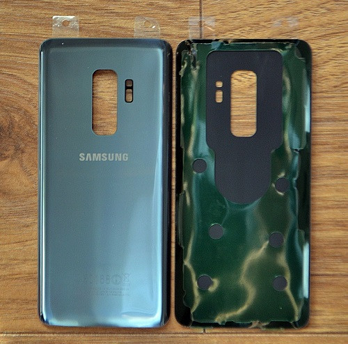 Samsung Galaxy S9  Back Glass Housing Replacment Grey Cover