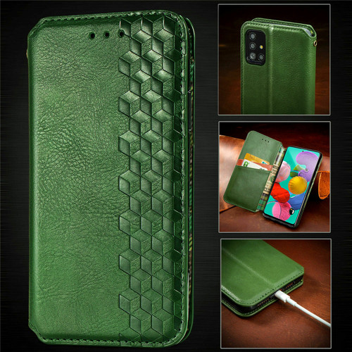 Samsung Galaxy S9 Flip Leather Wallet Magnetic Case