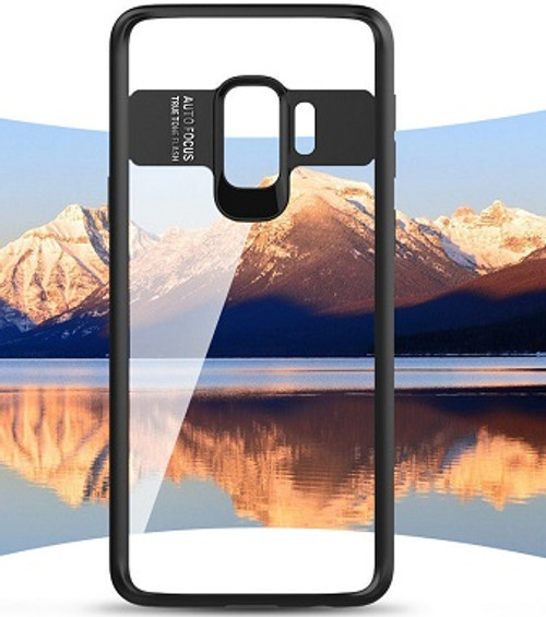 Samsung Galaxy S9 Plus Shockproof Ultra Thin Black  Hard Back Case