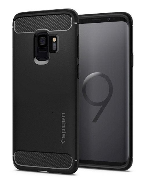 Samsung Galaxy S9 Spigen Rugged Armor Case