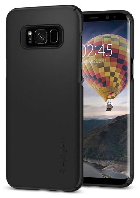 Spigen Samsung Galaxy S8 Plus Thin Fit Matte Back Case