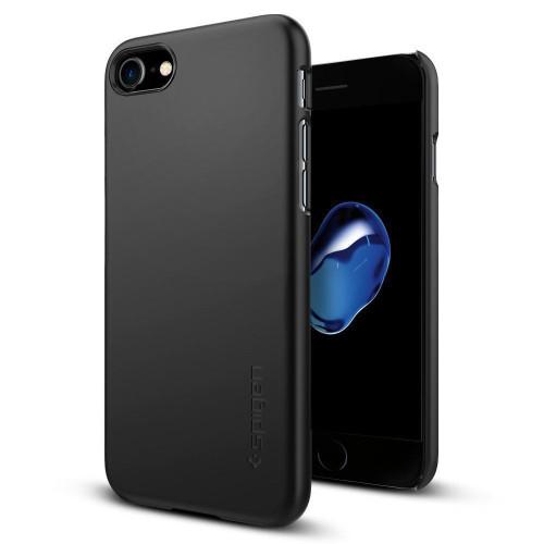 Spigen iPhone 7 Thin Fit Series Cases Black