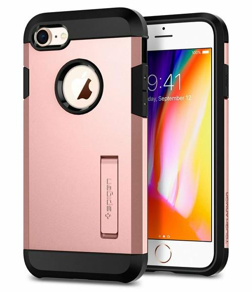Spigen Rose Gold iPhone 7  Tough Armor 2 case