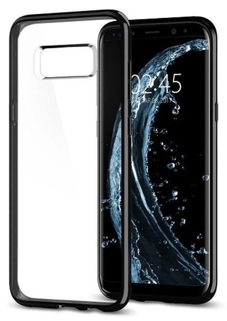 Spigen Samsung Galaxy S8 Plus Ultra Hybrid Jet Black Case